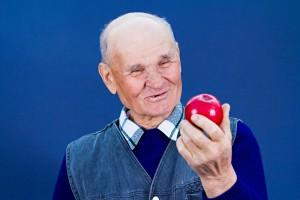Denture Apple Guy